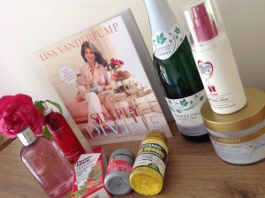 Pregnancy Essentials, well little bits and bobs that help me cope!