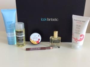 July's Beauty Box!