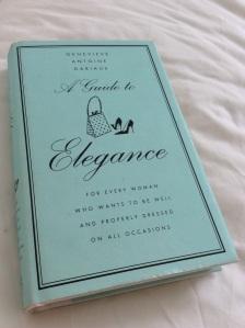 An elegant read