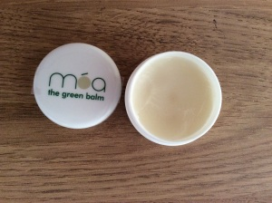 The not so green, but ever so super balm!