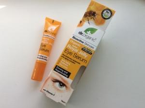 Organic eye care!
